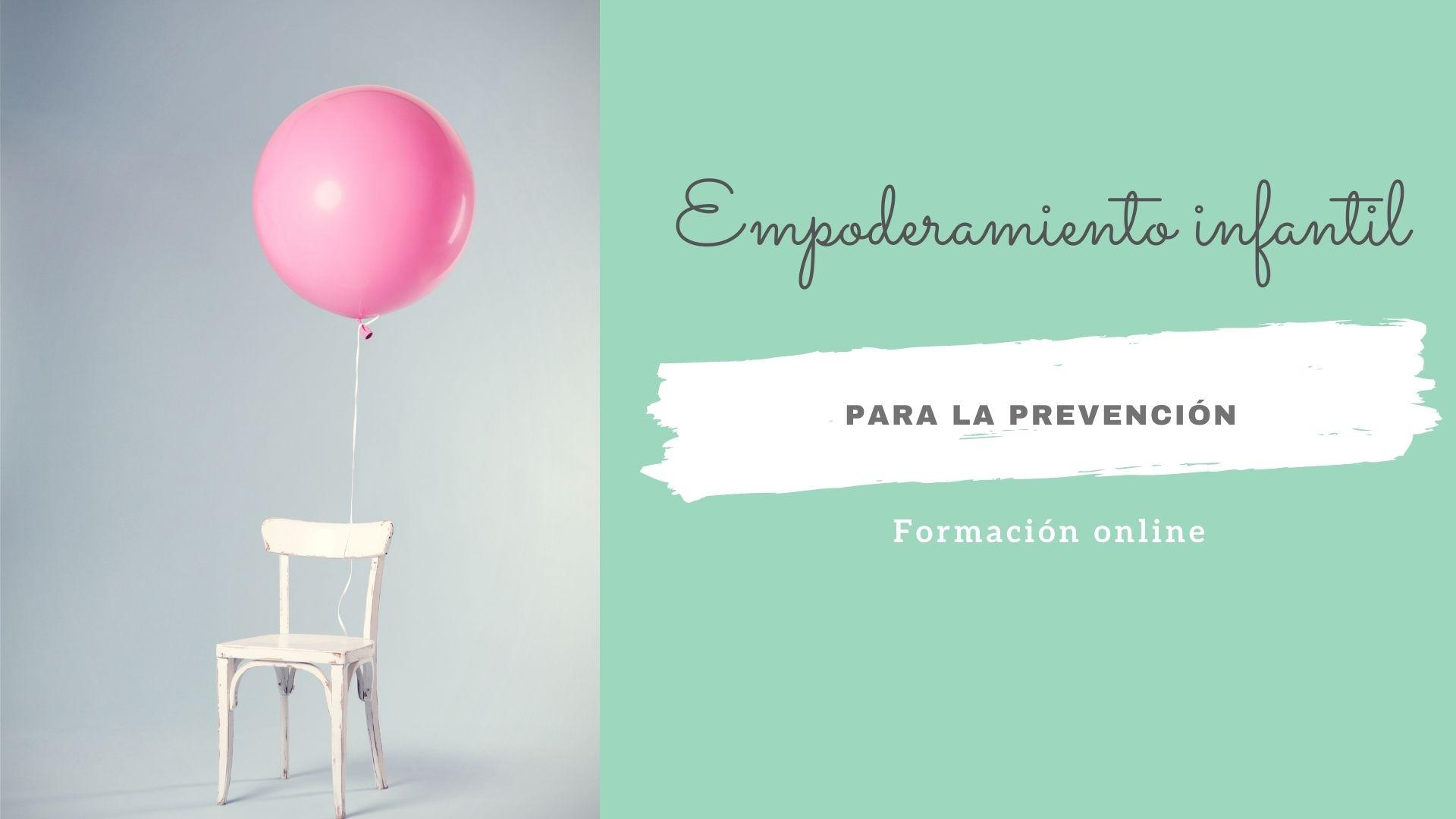 Empoderamiento infantil para la prevención